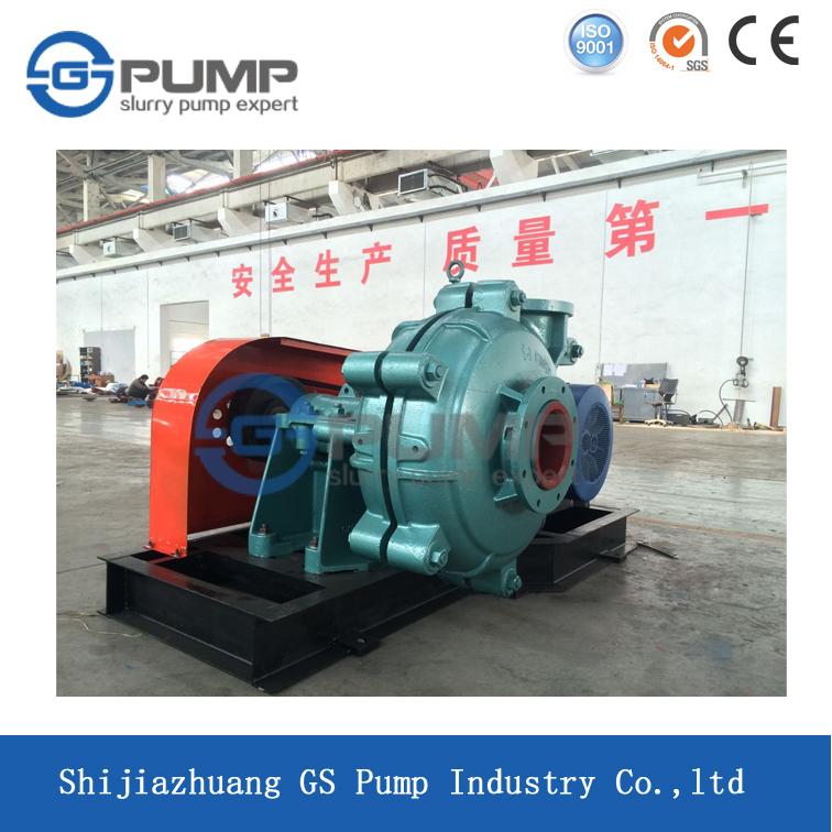 centrifugal slurry pump manufacturer China