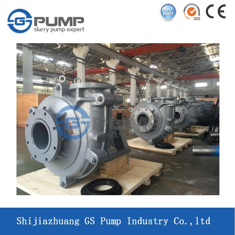 How Slurry Pump worksv