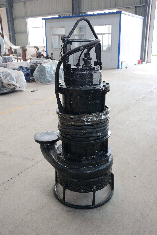 Application of submersible sewage pump
