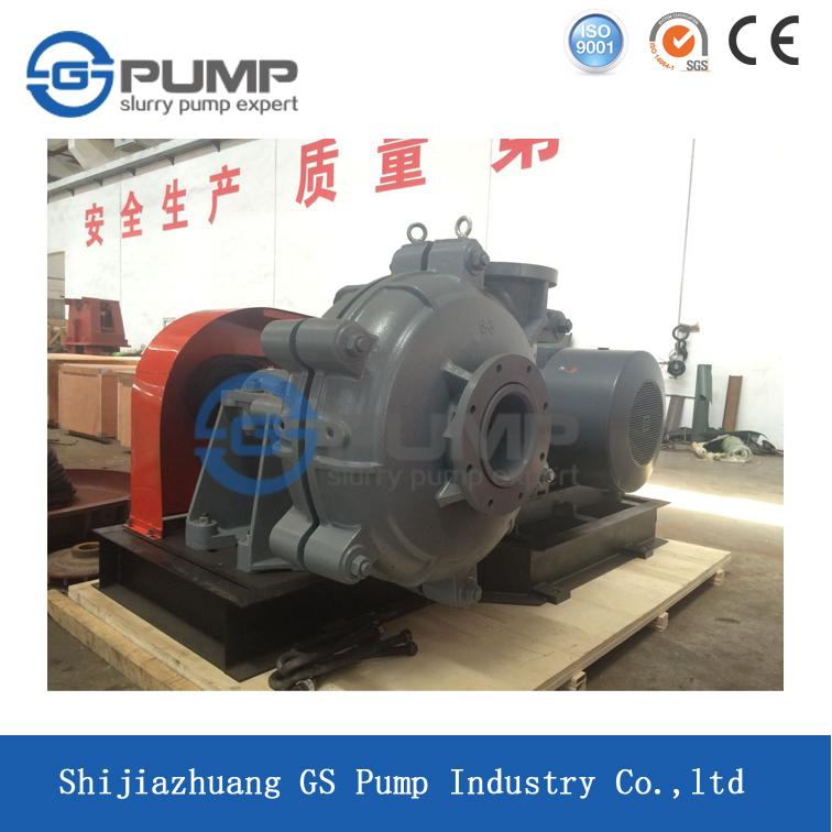 Industrial Mining High Head  Sand Centrifugal Slurry Pump