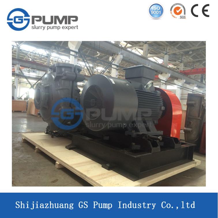 Industrial mining slurry pump